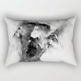 faces 3 Rectangular Pillow