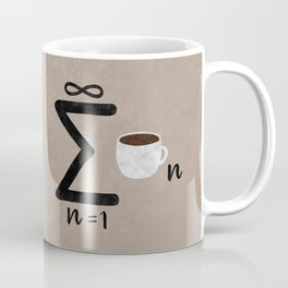Infinite Coffee Coffee Mug