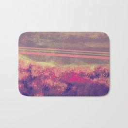 """Freeway"" Digital Painting // Fine Art Print Bath Mat"