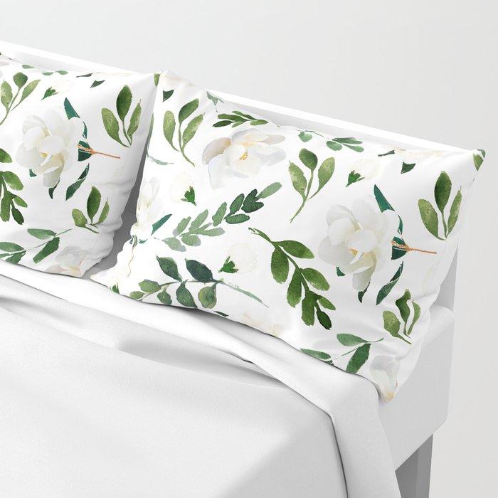 Magnolia Kissenbezug