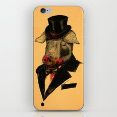 Mr. P I G iPhone & iPod Skin