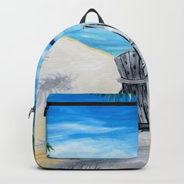 Beach Time with Martin Backpack