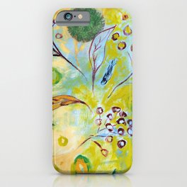 Immersed in Shallow Waters iPhone Case