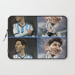 The Messi One Laptop Sleeve