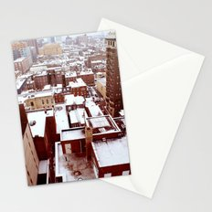 Juniper and Locust East View Stationery Cards