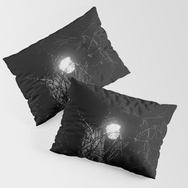 Lamppost and vine Pillow Sham