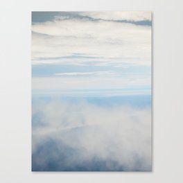travel collection. heavens Canvas Print