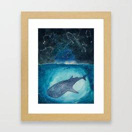Symbiotic Framed Art Print