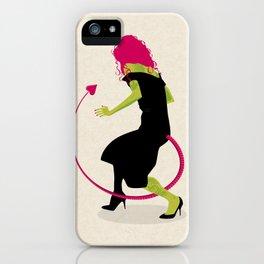 SCORPION LADY iPhone Case