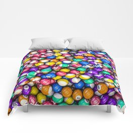 Poolhall Junkies Comforters