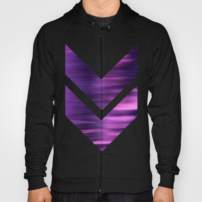 PURPLE PANNING Hoody