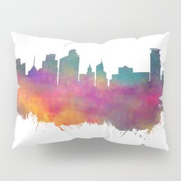 Minneapolis Skyline  Pillow Sham