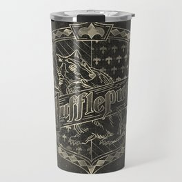Hufflepuff House Travel Mug