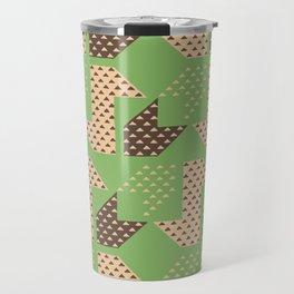 Clover&Nessie Pistachio/Mocha Travel Mug