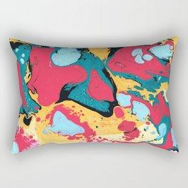 Marble texture 8 Rectangular Pillow