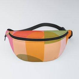 Ping Pong - brights Fanny Pack
