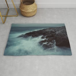 Point of Land Rug