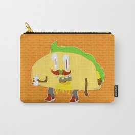 Feed Me- Taco 2 Carry-All Pouch