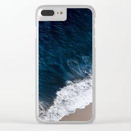 Bali waves #society6 #buyart #decor Clear iPhone Case