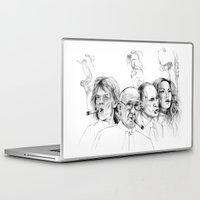 putin Laptop & iPad Skins featuring Kuba by Andreas Derebucha