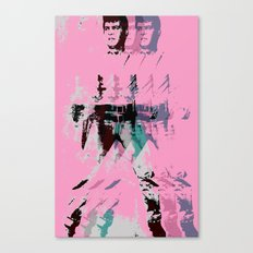 FPJ pretty in pink Canvas Print