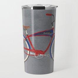 British Bicycle Travel Mug