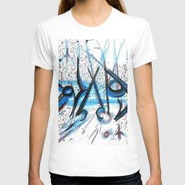 Ggasilat Graffiti T-shirt