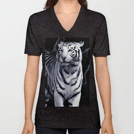 SPIRIT TIGER OF THE WEST Unisex V-Neck