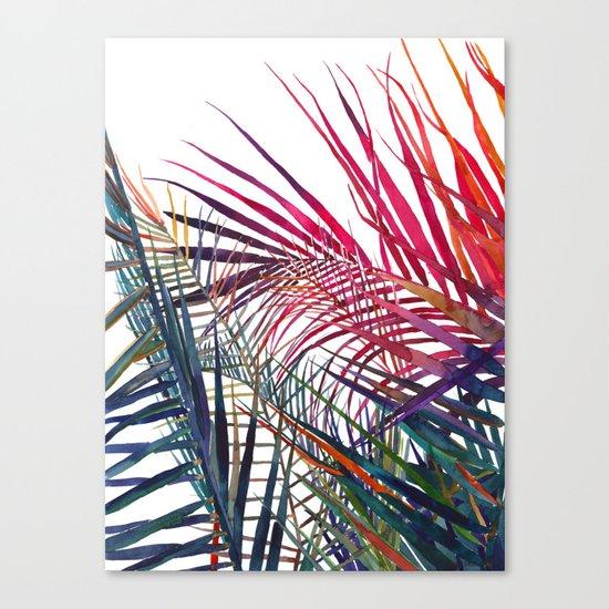 The jungle vol 1 Canvas Print