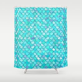 Fresh Summer Breeze Shower Curtain