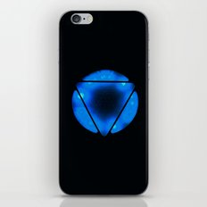 Arc Reactor iPhone & iPod Skin