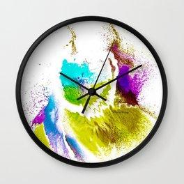 VIOLA WOO COLLECTIONS Wall Clock