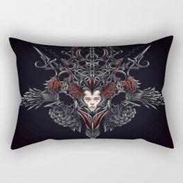 Strawberry flower Rectangular Pillow