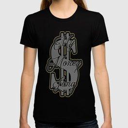 My Money Long T-shirt