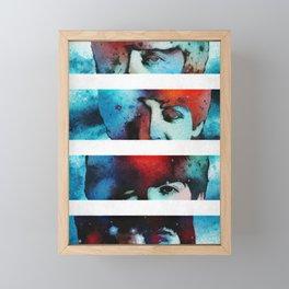 Fab Four Framed Mini Art Print