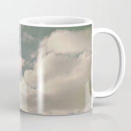 Clouds in the sky #2 Coffee Mug