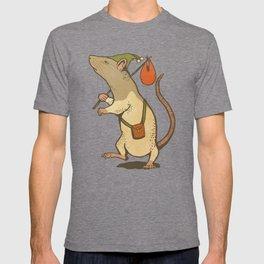 Muroidea Rat Tarot- The Fool T-shirt