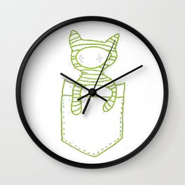 Adventure Poket Wall Clock