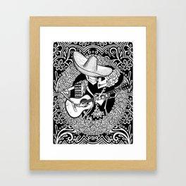 SERENATA Framed Art Print