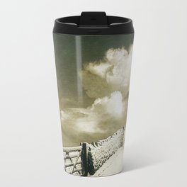 Winter in the Cotswolds, England Travel Mug