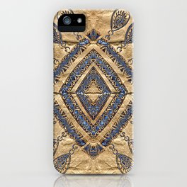 Trace of Beauty (square format) iPhone Case