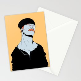 Dude #3 Stationery Cards