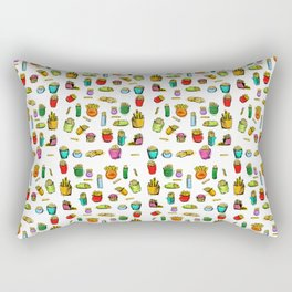 Fries Rectangular Pillow