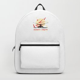 Awesome Chess Ninja Player Gift Ideas  Backpack