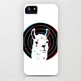 Llamalook iPhone Case