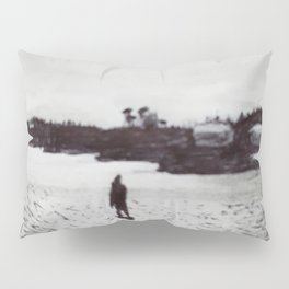 Low Tide, Bay of Fundy Pillow Sham