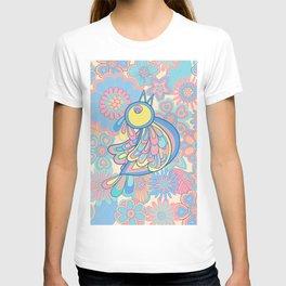 Free sweet bird T-shirt