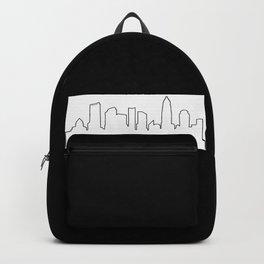 Charlotte, NC Skyline Backpack