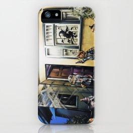 Malevolent Tricks iPhone Case