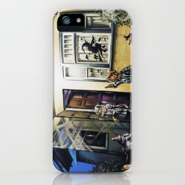 Malevolent Tricks iPhone Case